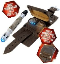 DOCTOR WHO bracelet Vortex Manipulator Captain Jack Harkness + Sonic Screwdriver