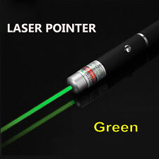 1 Piece 1mW 532nm 8000M Powerful Green Laser Pointer Light Pen Lazer Beam