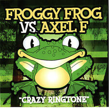 NEW - Froggy Frog Vs Axel F: Crazy Ringtone by VARIOUS ARTISTS