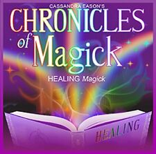 CHRONICLES OF MAGICK - HEALING MAGICK  CD