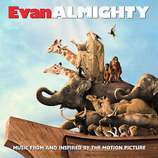 Evan Almighty OST Soundtrack MUSIC CD