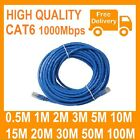 Ethernet Network Lan Cable CAT6 10/100/1000Mbps Compatible 0.5 Meter-100 Meters!
