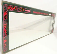 ROCK-OLA 450 / 451 JUKEBOX part:  GRAPHIC  SONGBOARD GLASS
