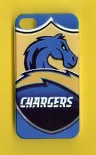 SAN DIEGO CHARGERS 1 Piece Case / Cover iPhone 4 / 4S (Design 2)+ScreenProtector