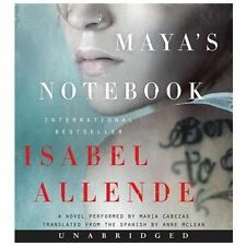 Maya's Notebook CD