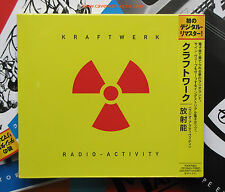 Kraftwerk ,  Radio - Activity  ( CD_Japan )