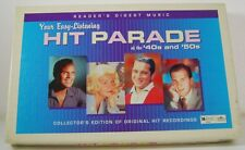 Reader's Digest Music Hit Parade of The 40's and 50's Collectors Edition