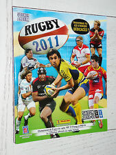 ALBUM VIERGE PANINI RUGBY 2011 EMPTY LEER NEUF FRANCE 2010-2011 TOP 14 PRO D2