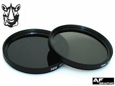 F261a ND4 ND8 Filter 37mm for Olympus OM-D E-M10 PEN E-PL7 E-PL6 w/ 14-42mm Lens