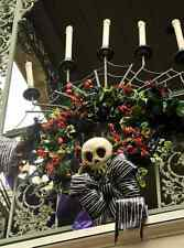 Haunted Mansion Holiday SKULL Walt Disneyland Halloween Yard Decor Decoration 60