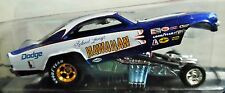 HOT WHEELS ROLAND LEONG'S DODGE HAWAIIAN CHARGER AUTH DRAG STRIP DEMONS CAR
