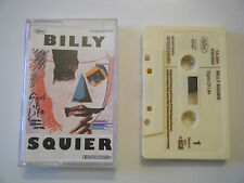 BILLY SQUIER - SIGNS OF LIFE - CASSETTE TAPE - EMI (1984)