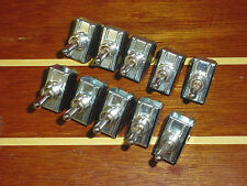 10 QTY OF BOAT~RV~MARINE TOGGLE SWITCH~2 POSITION~ON-OFF~4 TERMINAL~HEAVY DUTY