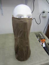 MILITARY ISSUE, COYOTE ,NECK GAITER,NSN 8440-01-387-8509, GREAT FOR HUNTING