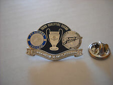 a1 ZENIT ST. PETERSBURG - UNIREA cup uefa champions league 2011 football pins