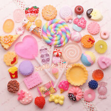 20pcs Decoden Sweets Deco Resin Kawaii Cabochon Assortment Assorted Pack Sophie