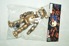 TOY MEXICAN FIGURE FIVE NIGHTS AT FREDDY'S ANIMATRONICS FREDDY GOLDEN JUMBO 8 IN