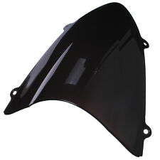 Bulle double courbure KAWASAKI NINJA 250 2008 2011 2012 NOIR WINDSCREEN BLACK