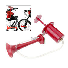 120db Cycling Bike Bicycle Air Horn Pump Bell Super Loud New Professional Red