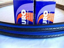 (2) Two 700x25c Blue Wall tires & Two Inner tubes