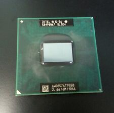 Intel Core 2 Duo T9550 - 2.66 GHz Dual-Core 1066MHz 6MB Processor Socket 479