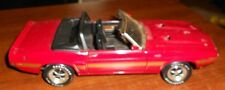 ertl 1:18 diecast 1969 ford shelby GT 500 convertible