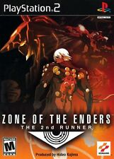 Zone of the Enders: The 2nd Runner - Playstation 2 Game Complete