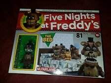 Five Nights At Freddy's Construction Set: The Bed McFarlane FNAF