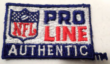 Pro Line Nfl Authentic Uniform Patch Sports