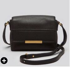 NWT MARC BY MARC JACOBS Hail To The Queen Katie Crossbody Bag Purse Black Gold