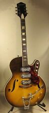 Vintage 1962 Silvertone H1429 Guitar With Original Case & Bigsby USA