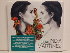 INDIA MARTINEZ - DUAL - CD - 20/10/2014 - NUEVO - PRECINTADO - SEALED