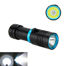 Waterproof  5000Lumen XM-L2 LED Underwater 100m Scuba Diving Flashlight Torch