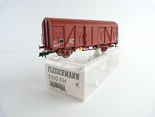 FLEISCHMANN 5310 FH ESSIEUX WAGON COUVERT DE LA SNCF