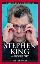 Stephen King: A Biography (Greenwood Biographies)