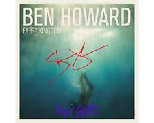 Ben Howard - Every Kingdon Album SIGNED AUTOGRAPHED 10X8 PRE-PRINT PHOTO