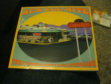 "AL'S ALL-NIGHT DINER - MUSIC CD   ""12 SONGS ABOUT LIFE AFTER DARK"""