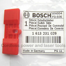 Bosch Forward/Reverse Switch Slide GBH 14.4V-Li SDS Hammer Drill 1 613 231 029