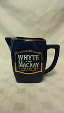Vintage Ceramic Collectable Whyte & Mackay Scotch Whisky Water Whisky Jug