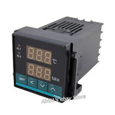 85V-265V Digital Temperature Controller and Humidity Control Controller & Sensor