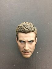 Hot Toys TrueType Male Figure Body Muscular  TTM 19  Perfect Head Sculpt