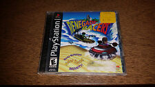 Renegade Racers (Sony PlayStation 1, 1999) PS2 PS3 Fast Shipping!