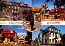 Heilbad Heiligenstadt im Eichsfeld , Ansichtskarte , 1995 gelaufen