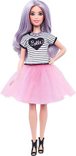 Barbie DVX76 Fashionistas Tutu Cool Petite Doll