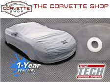 Corvette Econo Tech Car Cover C7 2015-2017 Z06 Best Indoor Lightweight 1 Layer