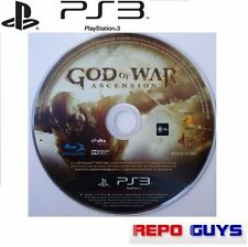 10 x PS3 GOD OF WAR ASCENSION for PlayStation3 :DISC ONLY