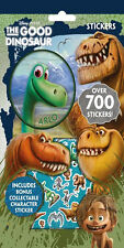 The Good Dinosaur Set of 700 Stickers 9 Sheets Xmas Gift Party Bag