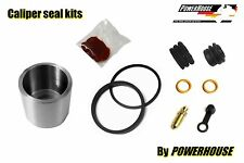 Yamaha SR 250 91-97 front brake caliper piston & seal repair kit 92 93 94 96