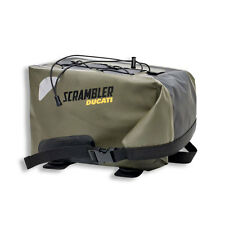 Genuine Ducati Scrambler Rear Seat Bag Urban Enduro Icon Full Throttle Classic