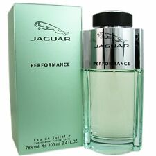 JAGUAR PERFORMANCE FOR MEN-EDT-SPRAY-3.4 OZ-100 ML-AUTHENTIC-MADE IN GERMANY
